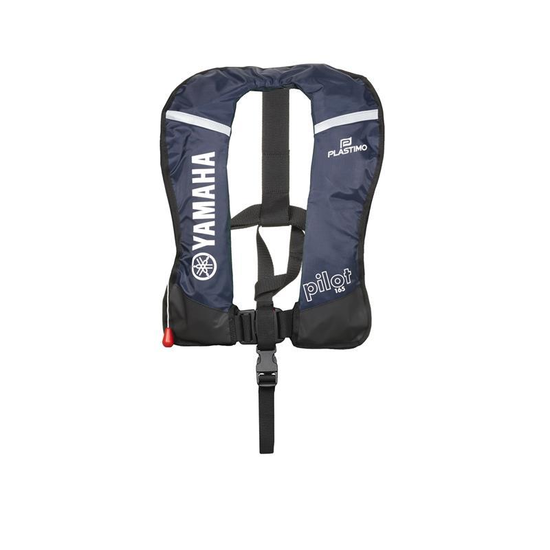 Inflatable Lifevest 165N Yamaha, Спасательный самонадуваемый жилет, Жилет страховочный, Жилет спасательный, Надувной спасательный жилет YAMAHA 165N