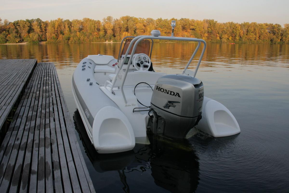 лодка grand 480