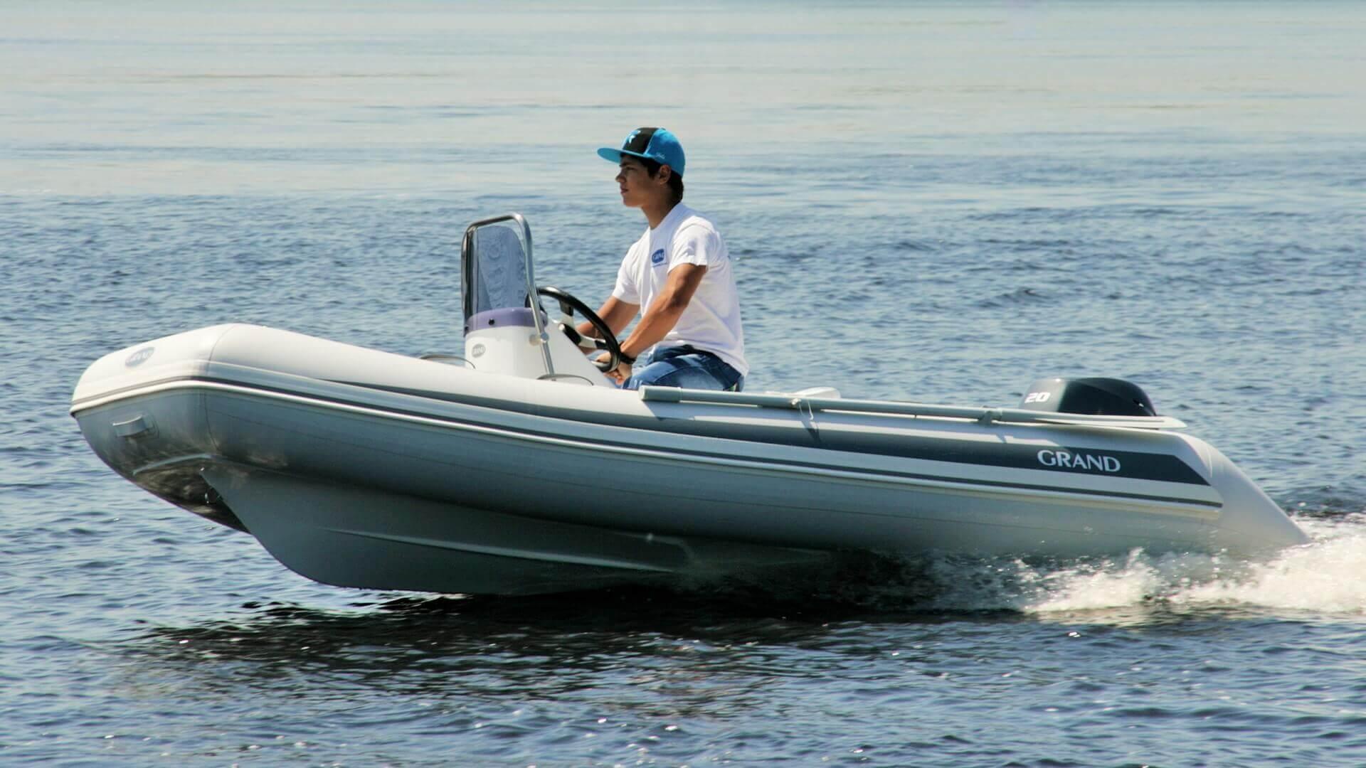 Надувная лодка с жестким дном GRAND Silver Line S370NS, Надувная лодка GRAND Silver Line S370NS, GRAND Silver Line S370NS, GRAND Silver Line S370NSF, GRAND S370NS, GRAND S370NSF, GRAND S370, Надувная лодка GRAND, Надувная лодка ГРАНД, Надувная лодка с жестким дном, RIB, Rigid Inflatable Boats