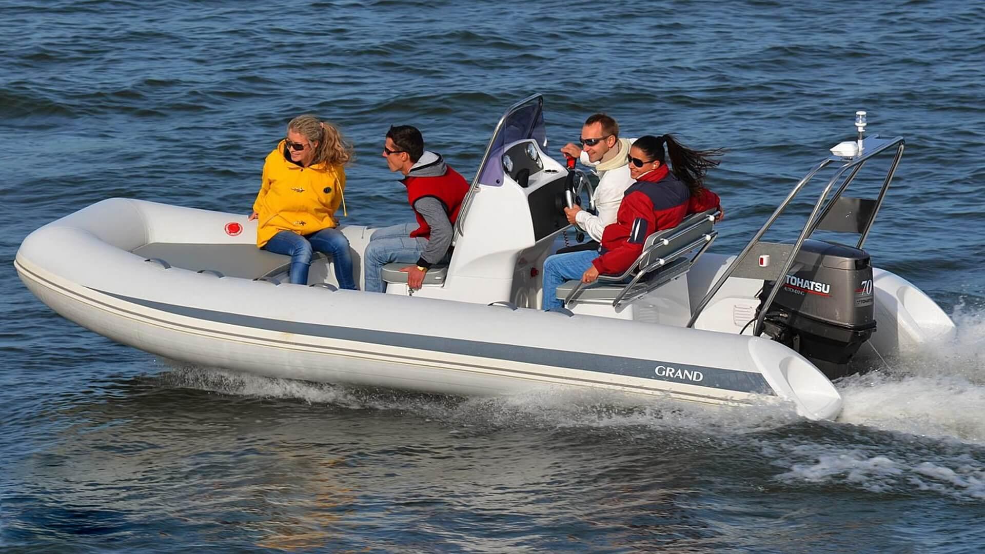 Надувная лодка с жестким дном GRAND Silver Line S520L, Надувная лодка GRAND Silver Line S520LF, GRAND Silver Line S520L, GRAND Silver Line S520LF, GRAND S520L, GRAND S520LF, GRAND S520, Надувная лодка GRAND, Надувная лодка ГРАНД, Надувная лодка с жестким дном, RIB, Rigid Inflatable Boats