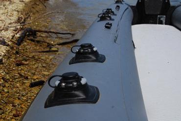 Замок и монтажная площадка для установки на надувной борт, универсальные держательные системы, Fasten, borika, fmp224, fasten fmp224, замок для лодки, замок на лодку, универсальный крепеж