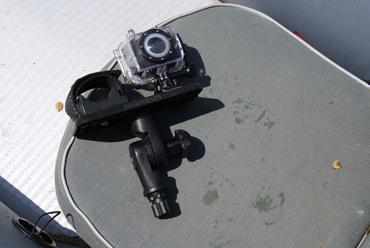 Площадка 164⨯68 для эхолота и другого оборудования с поворотно-наклонным механизмом, универсальные держательные системы, Fasten, borika, sst223, fasten sst223, площадка для лодок пвх, площадка для эхолота, крепление на лодку пвх