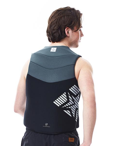 Back Support Vest Men JOBE, 244917110, Жилет страховочный мужской, Жилет страховочный, Жилет спасательный