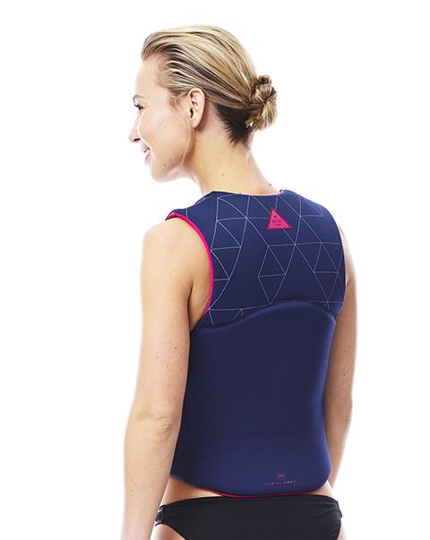 3D Comp Vest Women Blue JOBE, 554117002, Жилет страховочный женский, Жилет страховочный, Жилет спасательный