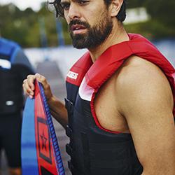 Dual Vest Red JOBE, 244817574, Жилет спасательный унисекс, Жилет страховочный unisex, Жилет страховочный, Жилет спасательный