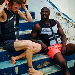 Unify Vest Men Black JOBE, 244917102, Жилет страховочный мужской, Жилет страховочный, Жилет спасательный