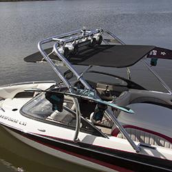Addict Tower Bimini JOBE, Tower Bimini JOBE, 405817001, 405817001, Солнцезащитный тент на лодку, Bimini, Bimini на лодку, тент на лодку, тент на катер, солнцезащитный тент