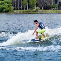 Shade Wakesurfer JOBE, 582318001, Shade Wakesurfer, Shade Wakesurfer JOBE, Wakesurfer JOBE, JOBE 582318001, Вейксёрф, кильватерный серф, вейк, вейксерф, доска для катания на воде, водная доска