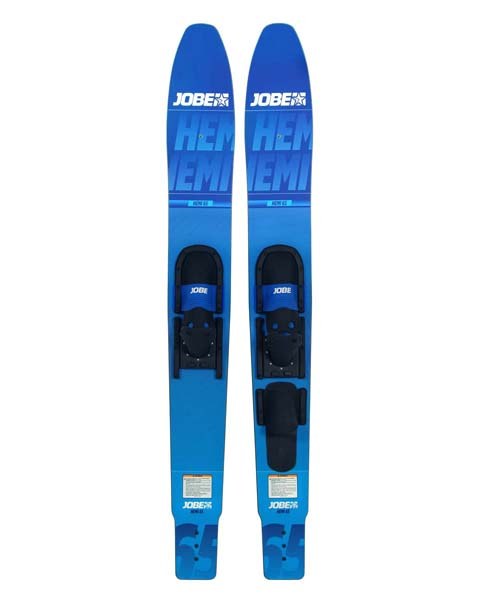 Hemi Combo Skis JOBE, Jobe 202418001, 202418001, water skis, water skis Jobe, Водные лыжи, Водные лыжи Jobe, Водные лыжи для новичков, лыжи для новичков, водные лыжи начального уровня, лыжи комбо, лыжный слалом, уровень начальный, лыжи для начального уровня