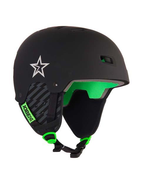 Base Helmet Black JOBE, 370017001, JOBE 370017001, Шлем для водных видов спорта, шлем для гидроцикла, шлем для гидры, шлем для вейка, шлем для водного спорта, шлем для вейкборда, шлем, helmet, шлем JOBE, шлем для водных лыж, шлем для рафтинга, защитный шлем