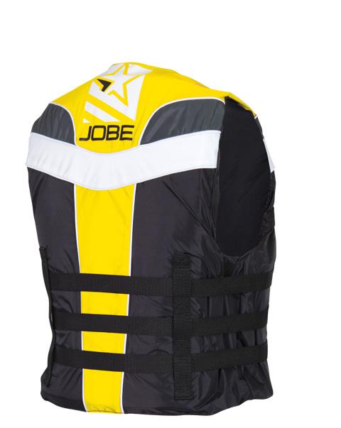 Progress Dual Vest Yellow JOBE, 244813006, Жилет спасательный унисекс, Жилет страховочный unisex, Жилет страховочный, Жилет спасательный