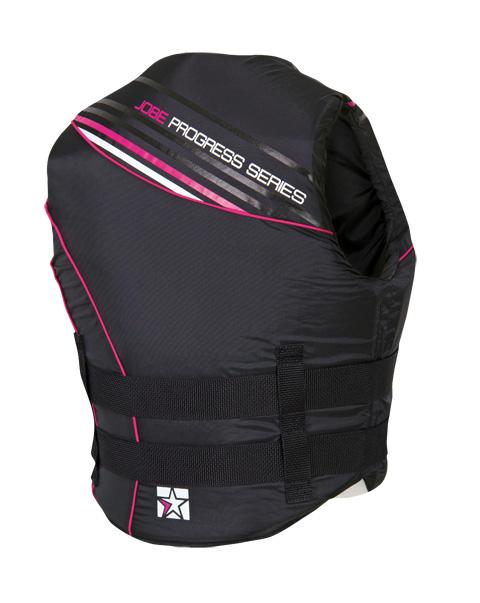 Progress Nylon Vest Women JOBE, 244813007, Жилет страховочный женский, Жилет страховочный, Жилет спасательный