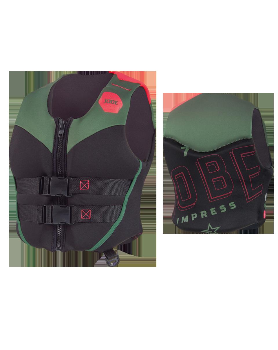 Impress Neo Vest Women JOBE, 244915011, Жилет страховочный женский, Жилет страховочный, Жилет спасательный