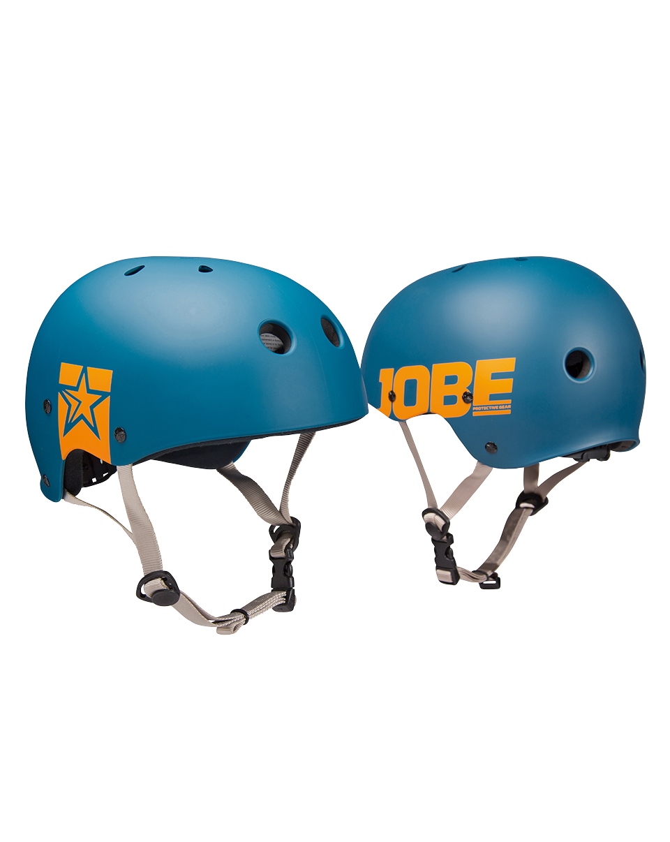 Slam Wake Helmet Blue JOBE, 370014002, JOBE 370014002, Шлем для водных видов спорта, шлем для гидроцикла, шлем для гидры, шлем для вейка, шлем для водного спорта, шлем для вейкборда, шлем, helmet, шлем JOBE, шлем для водных лыж, шлем для рафтинга, защитный шлем