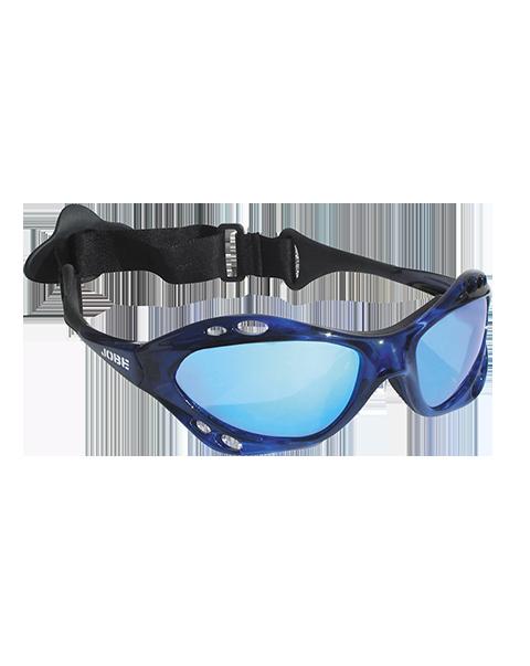 Knox Floatable Glasses Blue JOBE, Floatable Glasses Knox Blue JOBE, 420506001, JOBE 420506001, Солнцезащитные очки для катания на аквабайке, очки для водных видов спорта, очки для гидроцикла, очки для гидры, очки для вейка, очки для водного спорта, очки для вейкборда, очки, glasses, очки JOBE, очки для водных лыж, защитные очки, защита глаз, Солнцезащитные очки, очки поляризационные