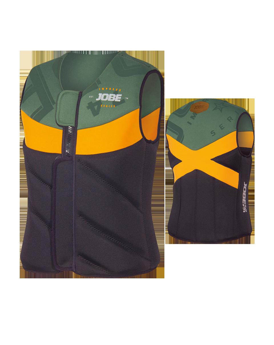 Impress Hybrid Comp Vest Men JOBE, 554015004, Жилет страховочный мужской, Жилет страховочный, Жилет спасательный