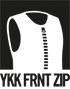 YKK FRONT ZIPPER
