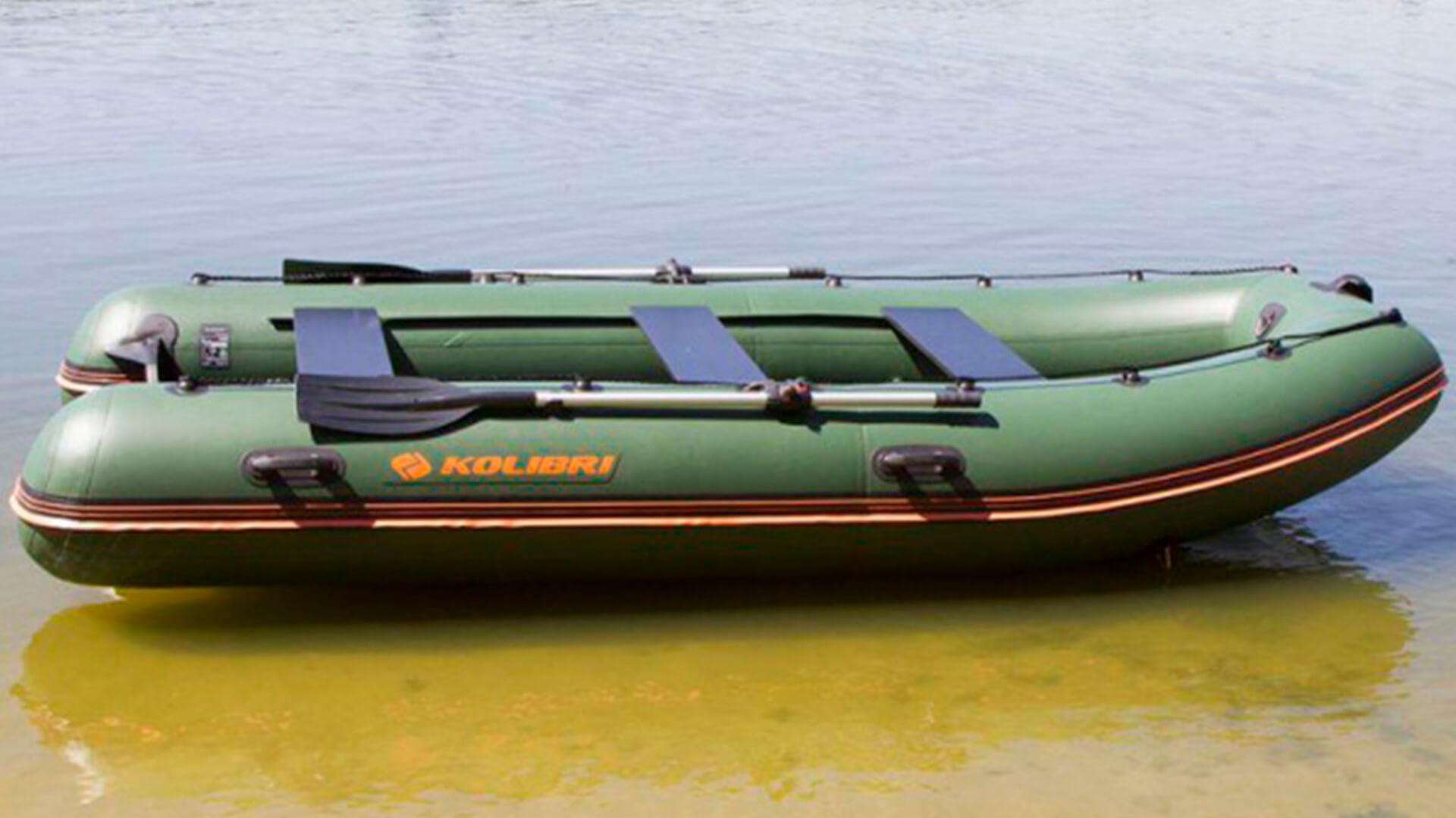 Официальный сайт надувных лодок колибри