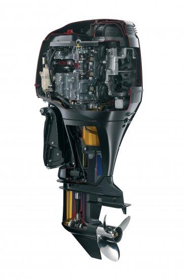 лодочный мотор 300 л.с расход