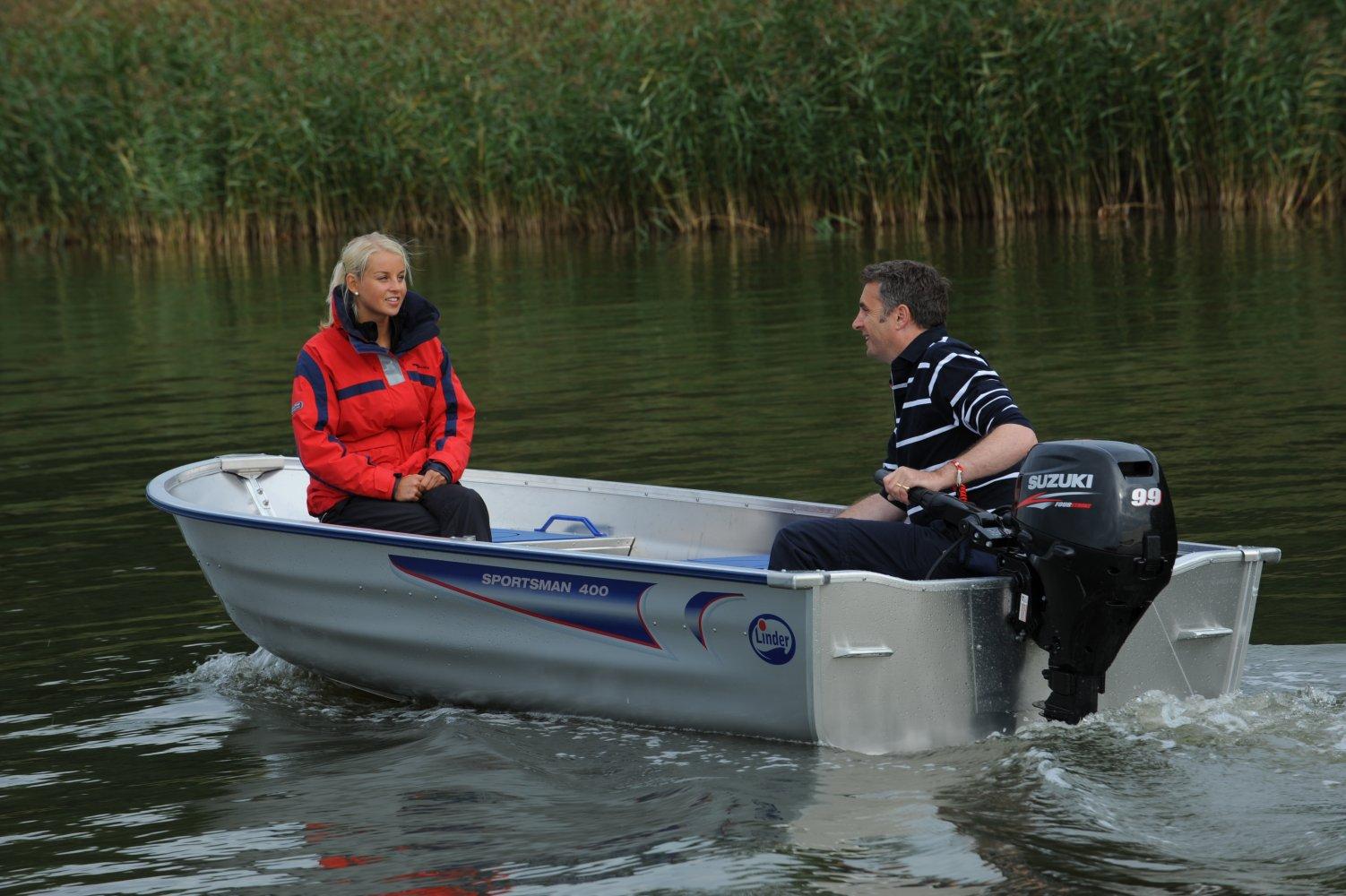 моторная лодка сенеж