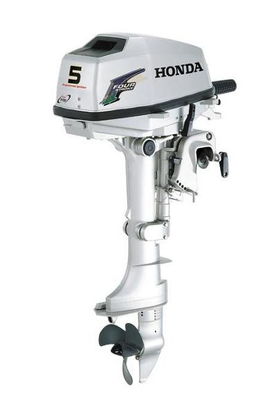 четырехтактные лодочные моторы honda
