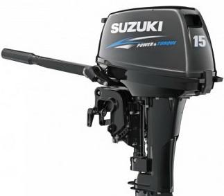 лодочный мотор сузуки 9.9 new