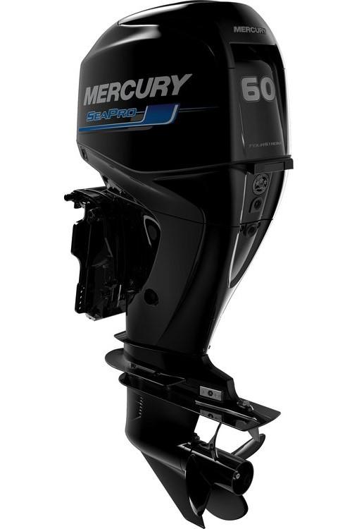 подвесной лодочный мотор MERCURY F 60 EXLPT SeaPro, MERCURY F 60 EXLPT SeaPro, MERCURY F60EXLPT SeaPro, MERCURY 60, MERCURY F60, лодочный мотор MERCURY 60, лодочный мотор меркури 60, Mercury SeaPro