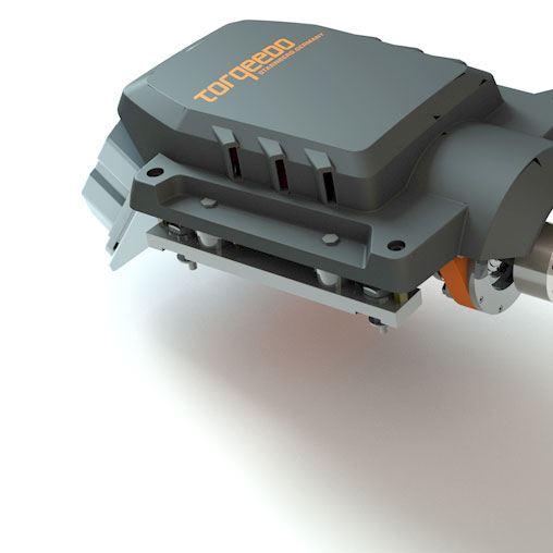 Лодочный электромотор, Torqeedo, Deep Blue, 80i 1400, 80i, стационарный мотор, стационарный лодочный мотор