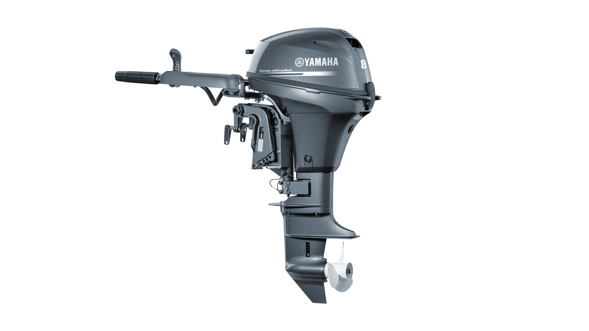 лодочные моторы yamaha f8cmhs
