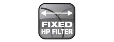 Fixed High Pass Filter
