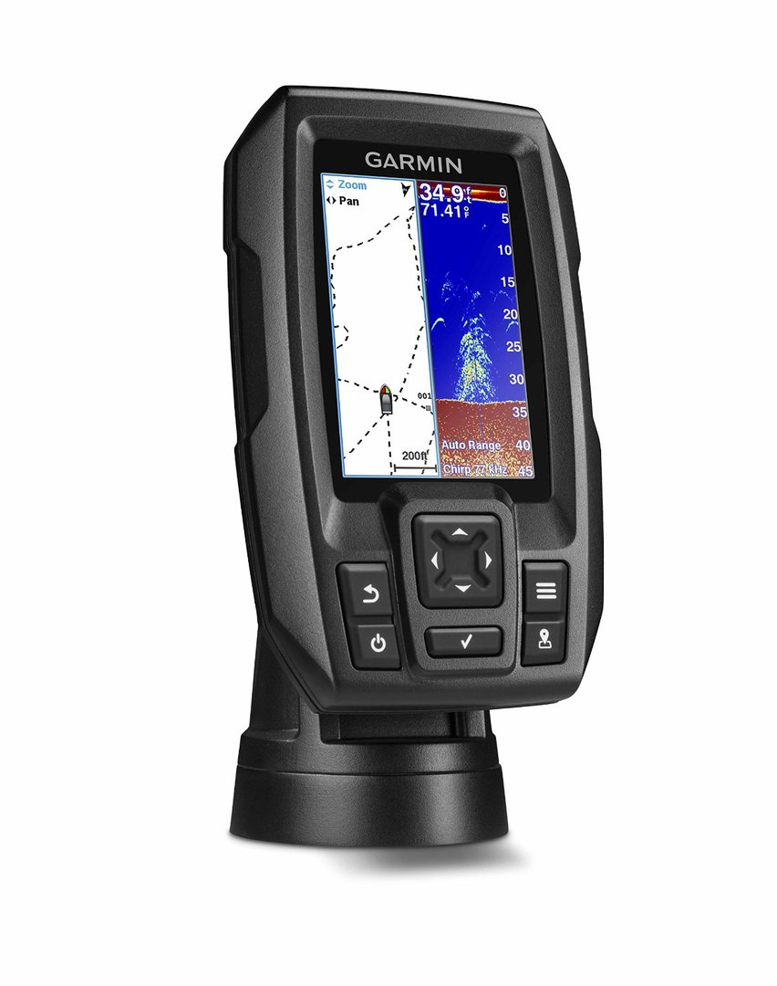 Garmin Striker 4, Эхолот Garmin Striker 4 CHIRP, Эхолот Garmin, Эхолот