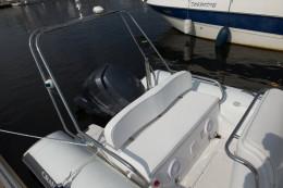 Кормовое сиденье для трех пассажиров