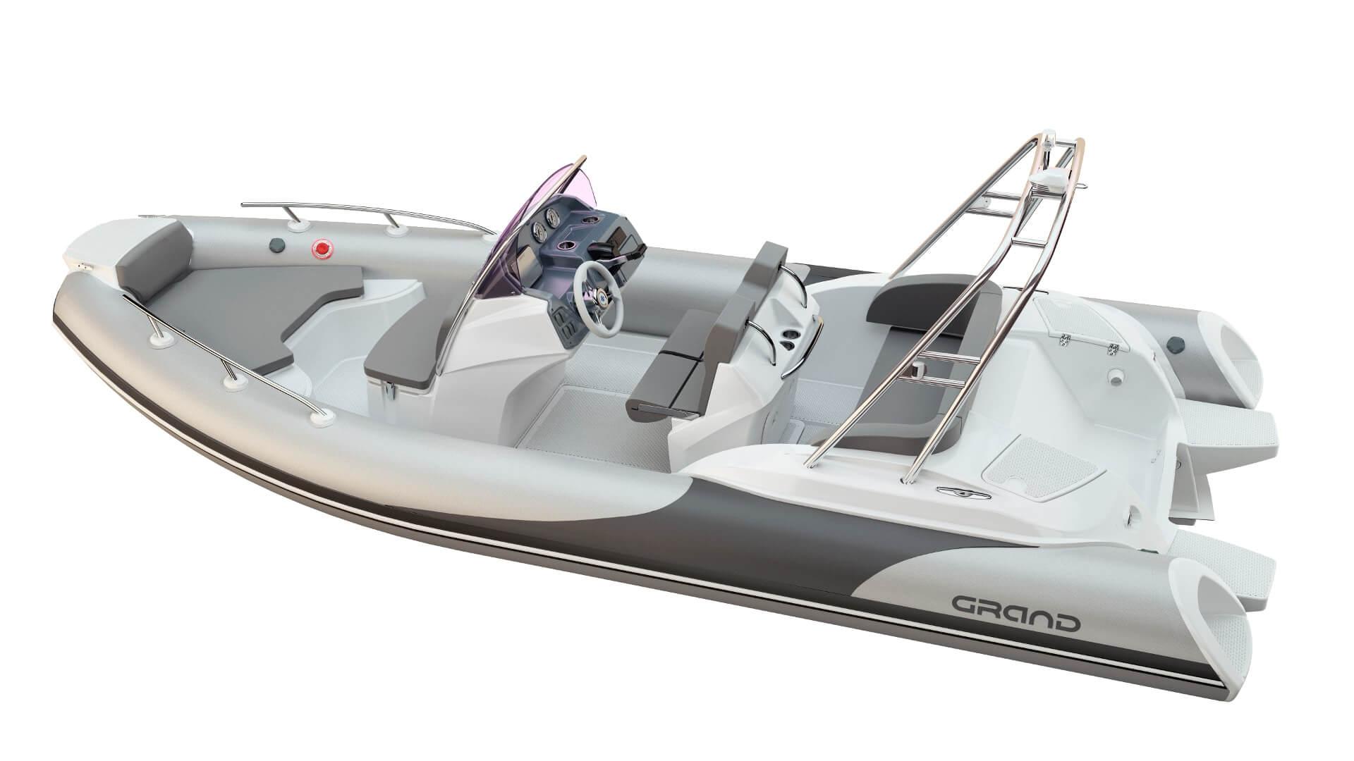 Надувная лодка GRAND Golden Line G580, GRAND Golden Line G580, GRAND G580,  Надувная лодка GRAND Golden Line G580LF,  GRAND Golden Line G580LF,  GRAND G580LF, Надувная лодка GRAND, Надувная лодка с жестким дном,  Rigid Inflatable Boats, RIB