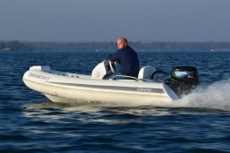 Надувная лодка - GRAND Golden Line G340EF