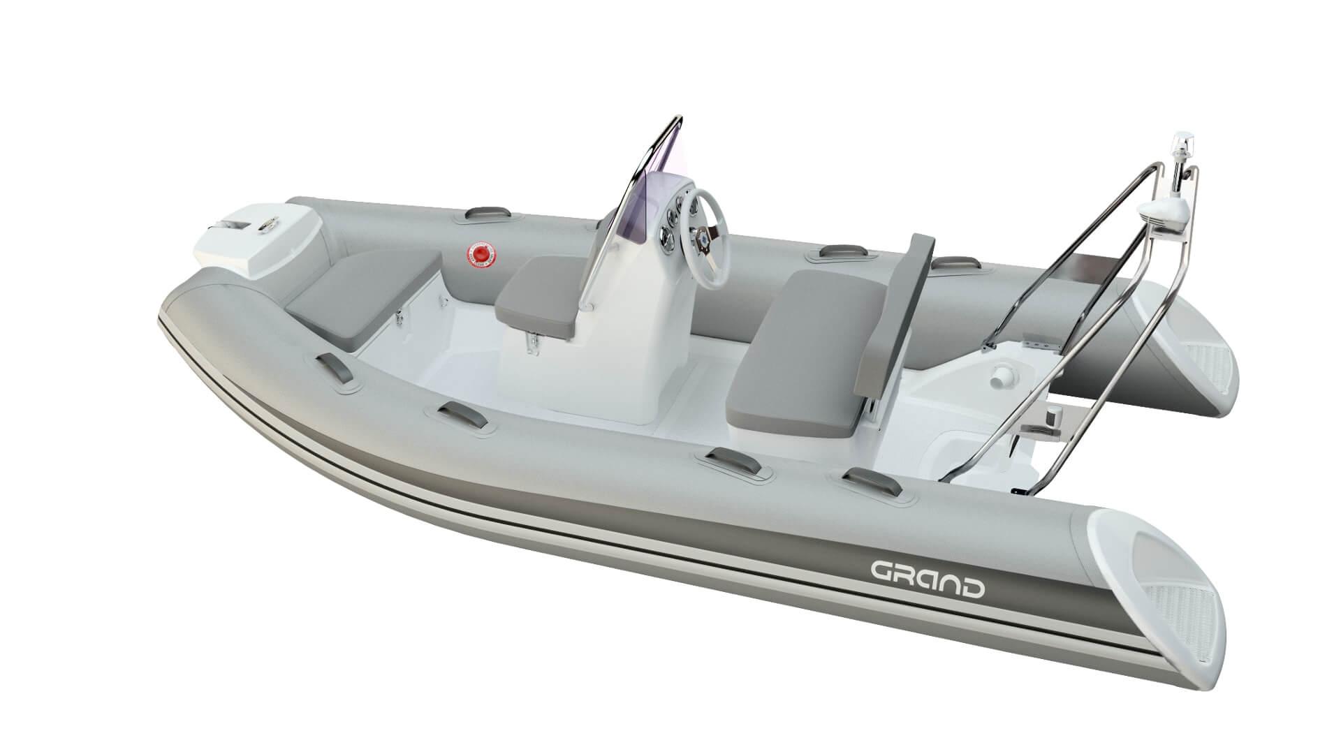 Надувная лодка GRAND Silver Line S370, GRAND Silver Line S370NL, GRAND Silver Line S370NLF, GRAND S370NL, GRAND S370NLF, S370NL, S370NLF, Надувная лодка GRAND, Надувная лодка ГРАНД, Надувная лодка с жестким дном, RIB, Rigid Inflatable Boats