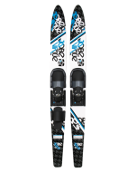Virtue Combo Skis JOBE, Virtue Water Ski JOBE, 200511001, JOBE 200511001, water skis, water skis Jobe, Водные лыжи, Водные лыжи Jobe, Водные лыжи для новичков, лыжи для среднего уровня, лыжи для среднего уровня катания