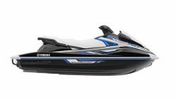 Yamaha VX, Yamaha VX Deluxe, Водный мотоцикл Yamaha VX Deluxe, гидроцикл Yamaha VX Deluxe