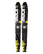 Hemi Combo Skis JOBE, 202414001, water skis, water skis Jobe, Водные лыжи, Водные лыжи Jobe, Водные лыжи начального уровня, комбо лыжи, водные комбо лыжи, слаломные лыжи, слаломные лыжи начального уровня