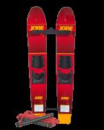 Hemi Trainer Waterskis JOBE, 202416002, Hemi Trainers JOBE, Hemi Trainers, JOBE 202416002, Водные лыжи детские, Детские водные лыжи, Водные лыжи детские Jobe, Детские водные лыжи Jobe, water skis, water skis Jobe, Водные лыжи для новичков, тренировочные лыжи, тренировочные водные лыжи