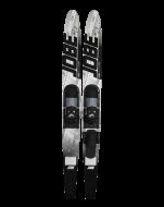 """Allegre Combo Skis Black JOBE, 203315001, JOBE 203315001, Allegre Combo Skis Black, water skis, water skis Jobe, Водные лыжи, Водные лыжи Jobe, Водные лыжи для новичков, лыжи для среднего уровня, лыжи для среднего уровня катания"