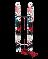 Buzz Trainer Waterskis JOBE, 203415002, Buzz Trainers JOBE, Buzz Trainers, JOBE 203415002, Водные лыжи детские, Детские водные лыжи, Водные лыжи детские Jobe, Детские водные лыжи Jobe, water skis, water skis Jobe, Водные лыжи для новичков, тренировочные лыжи, тренировочные водные лыжи