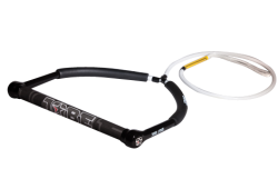 The Stick EVA Wakeboard Handle JOBE, 211011001, JOBE 211011001, рукоятка, липкая рукоятка, Рукоятка и буксировочный фал для вейкборда, Рукоятка и фал для вейкборда, фал для вейкборда, трос для вейкборда, фал для вейка, нетонущий фал