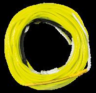 Буксировочный фал для вейкборда, фал для вейкборда, трос для вейкборда, Wake Rope PVC Coated Spectra JOBE, Jobe 211313007