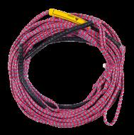 PE Coated Spectra Rope JOBE, 211315001, JOBE 211315001, Буксировочный фал для вейка, фал для вейка, Буксировочный фал для вейкборда, фал для вейкборда, трос для вейкборда, фал для вейка, веревка для вейкборда