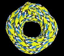 10 Person Towrope JOBE, 211917021, буксировочный фал, буксировочный фал для водных аттракционов, буксируемые фалы для надувных водных аттракционов, буксировочный трос для водных аттракционов, Буксировочная веревка для водных аттракционов, трос для плюшки, веревка для банана