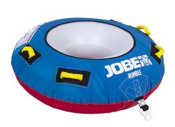 Rumble Towable 1P JOBE, 230117001, Надувной буксируемый водный аттракцион, буксируемый надувной водный аттракцион, надувной водный аттракцион, водный аттракцион, буксируемый водный аттракцион, буксируемый аттракцион, водный аттракцион Jobe, одноместная плюшка, плюшка
