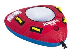 Thunder Towable 1P JOBE, 230117004, Надувной буксируемый водный аттракцион, буксируемый надувной водный аттракцион, надувной водный аттракцион, водный аттракцион, буксируемый водный аттракцион, буксируемый аттракцион, водный аттракцион Jobe, одноместная плюшка, плюшка