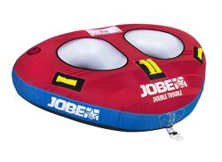 Double Trouble Towable 2P JOBE, 230217004, Надувной буксируемый водный аттракцион, буксируемый надувной водный аттракцион, надувной водный аттракцион, водный аттракцион, буксируемый водный аттракцион, буксируемый аттракцион, водный аттракцион Jobe, двухместная плюшка, плюшка