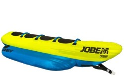 Chaser Towable 4P JOBE, Jobe 230418001, 230418001, Chaser 4P JOBE, Jobe Chaser 4P, Jobe, Надувной буксируемый водный аттракцион, буксируемый надувной водный аттракцион, надувной водный аттракцион, водный аттракцион, буксируемый водный аттракцион, буксируемый аттракцион, водный аттракцион Jobe, двухместная плюшка, плюшка