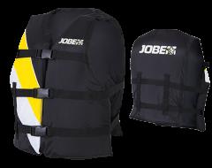 Universal Vest Yellow JOBE, 240211005, Жилет спасательный унисекс, Жилет страховочный unisex, Жилет страховочный, Жилет спасательный